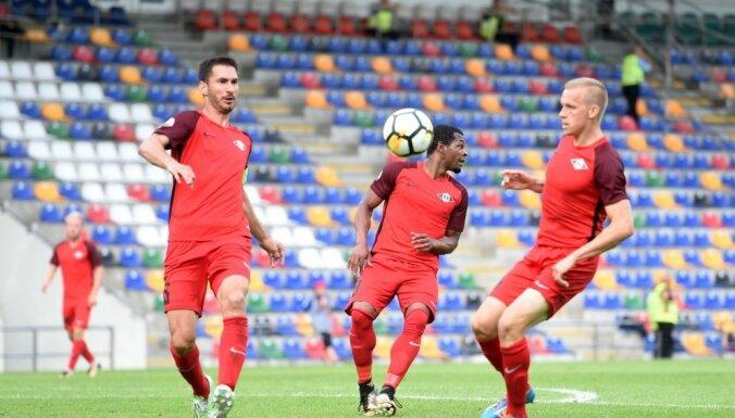 Jūrmalas 'Spartaks' treneris: Sanmarīno ir jānospēlē labi, jo futbolā viss var notikt