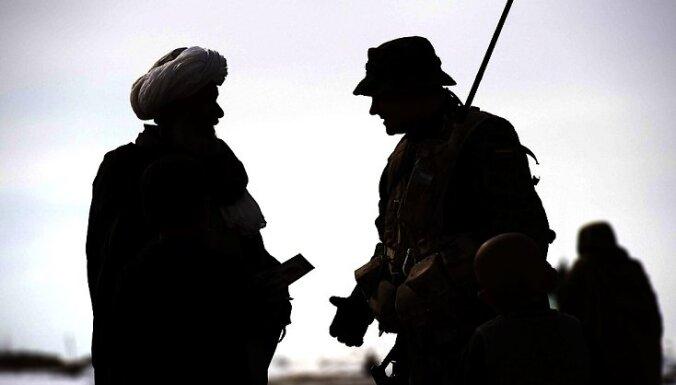 Karzai nolēmis likvidēt NATO veidotu Afganistānas neregulāro policiju