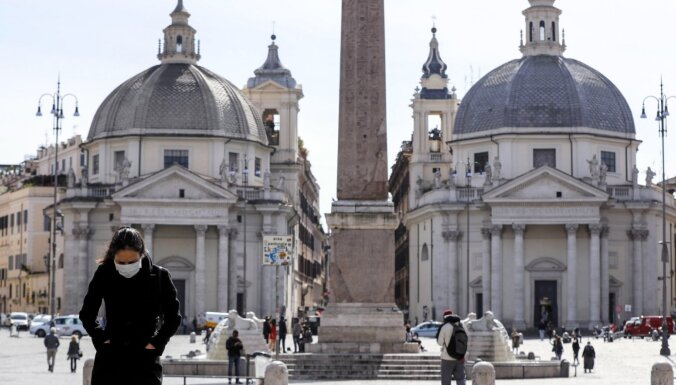 В Италии решили продлить режим ЧС из-за коронавируса до конца апреля