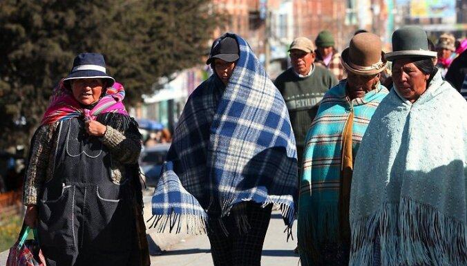 В Боливии произошло землетрясение магнитудой 6,7