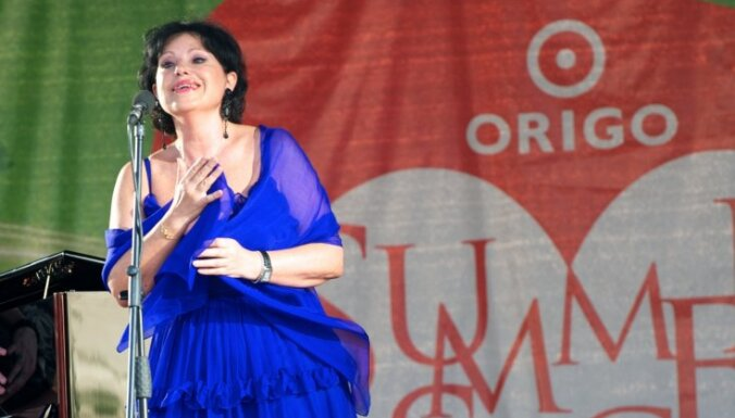 На Привокзальной площади в Риге выступят латвийские и российские оперные звезды