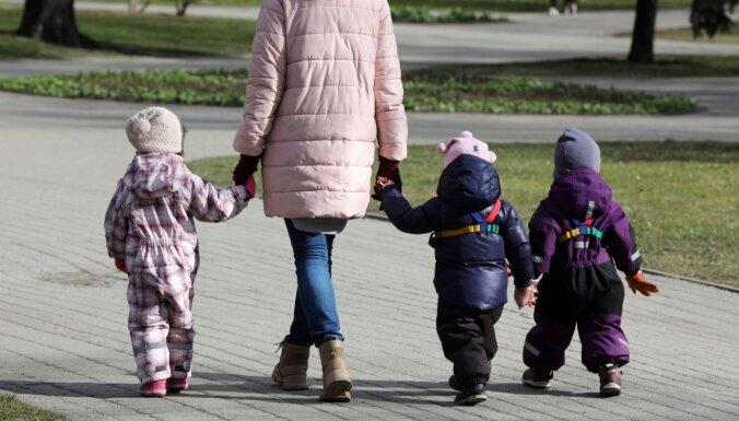 В Даугавпилсе многодетные семьи смогут использовать городские автостоянки бесплатно