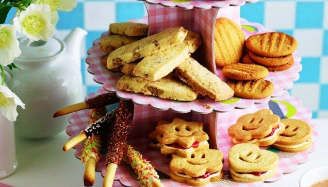 15 cukurotu cepumiņu receptes par godu Trešajai adventei