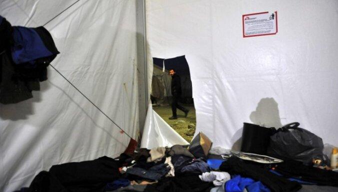 Latvija sākusi bēgļu uzņemšanas procesu; pirmie desmit cilvēki ieradīsies janvārī