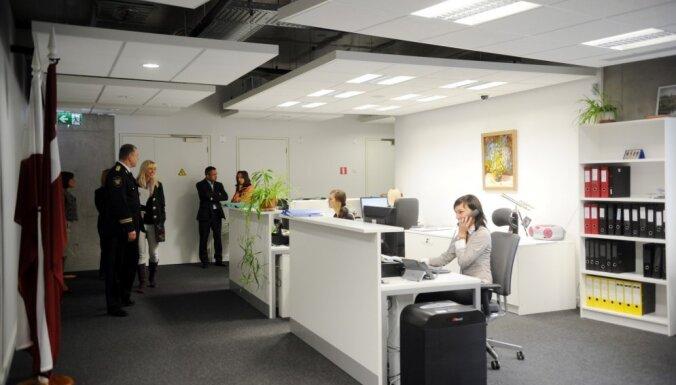 Foto: Izrāda jauno 55 miljonus eiro vērto VID ēku