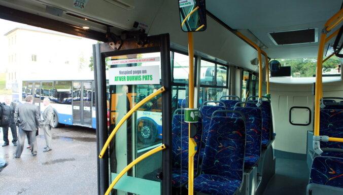 Общественный транспорт на Лиго в Риге в этом году не будет бесплатным