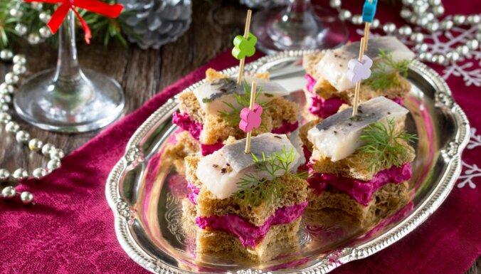 Uzkodu maizītes svētkiem: 12 radošas idejas, kas būs pa spēkam ikvienam