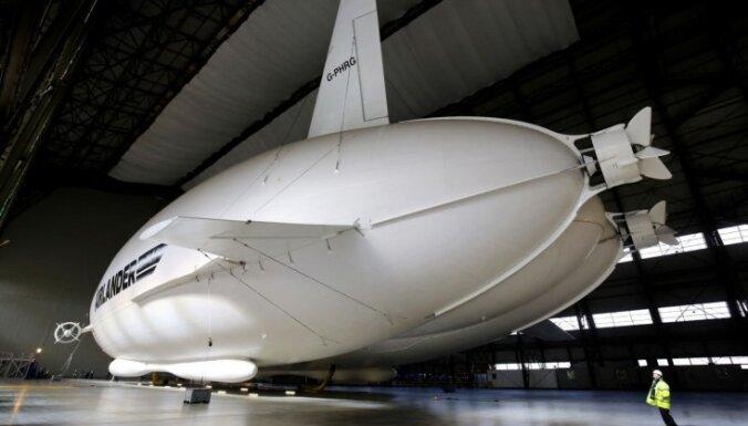 10 lielākās militārās lidmašīnas pasaules vēsturē
