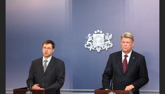Затлерс: пора заняться бюджетом-2010