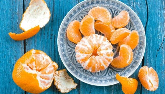 Piecas lietas, kas jāzina par to, kā mandarīni ietekmē veselību