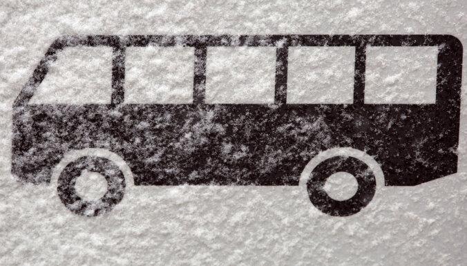 В Риге появится автобусный маршрут 3А, расписание общественного транспорта снова меняется