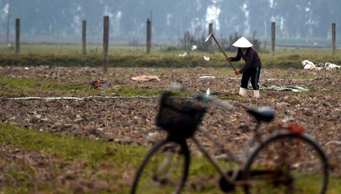 Vjetnamā cieminieki zemes dēļ sadursmēs nogalina trīs policistus