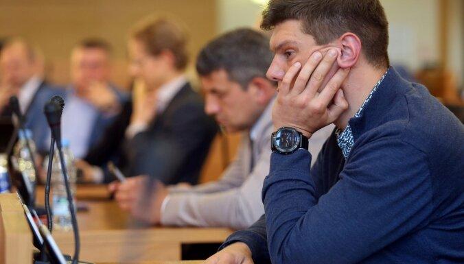 Петров и Дубов лишились постов советников на Рижском Центральном рынке: должности ликвидированы