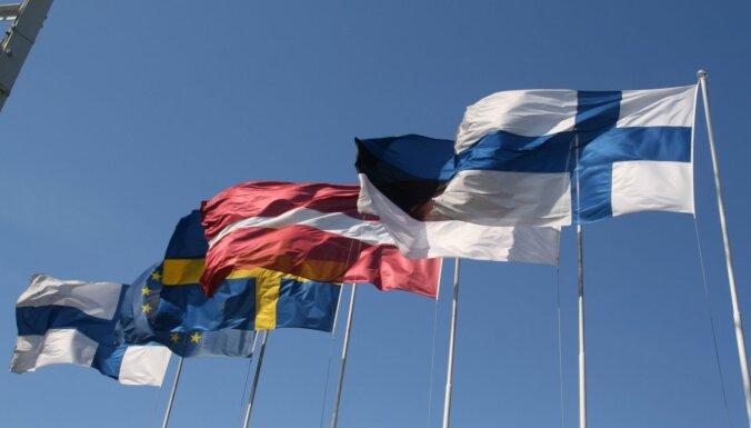 Leons Stiprais: Kāpēc 9. maijā Somijā plīvo karogi?