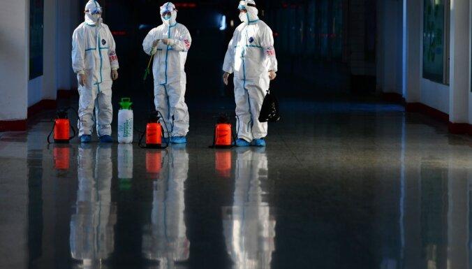 В Литве подтвержден первый случай заболевания коронавирусом