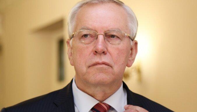 Бригманис: СЗК выдвинет своего кандидата в премьеры