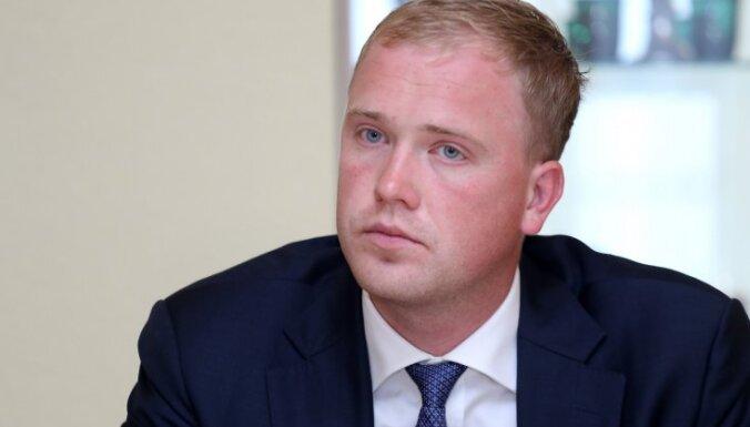 Saeima ceturtdien varētu lemt par deputāta mandāta apstiprināšanu Valainim