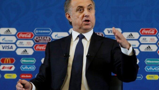 Мутко заявил о готовности уйти в отставку после допинговых скандалов в российском спорте