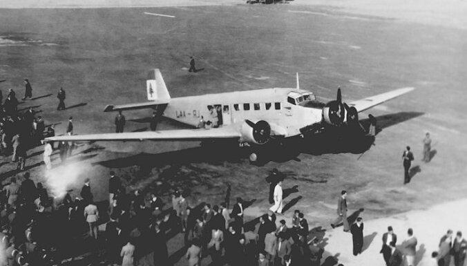 "Lufthansa прекращает рейсы на легендарном ""Юнкерсе""- олдтаймере ""Тетушке Ю"""