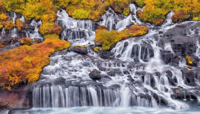 Kā no krāšņas pasakas – Islandes brīnišķīgie ūdenskritumi