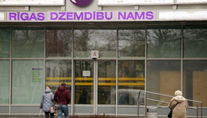 Dzemdību nama vadītāja izvēlas strādāt 'Rīgas veselības centrā'