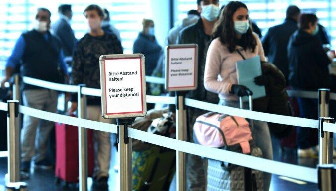 Vairākas ES valstis apspriedušas robežu atvēršanu tūristiem