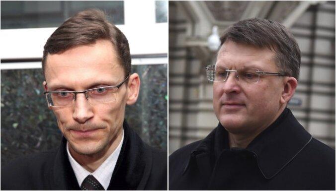 Šlesers lūdz Stukānu vērtēt savas krimināllietas prokurora objektivitāti un nomainīt viņu