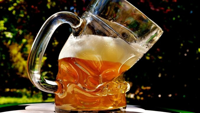 Латвийские производители пива прогнозируют удачный сезон