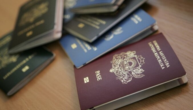 Saeima neļauj arī cittautiešiem pasē ierakstīt tautību – latvietis