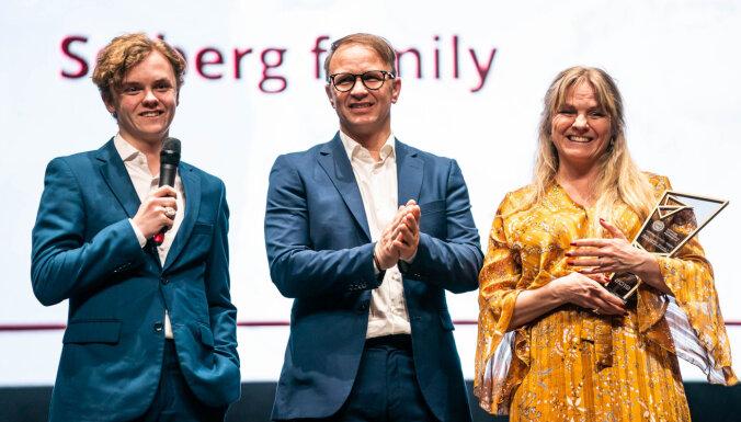 Solbergu ģimene: pirmie četri Olivera autosporta gadi Latvijā bijuši lieliski