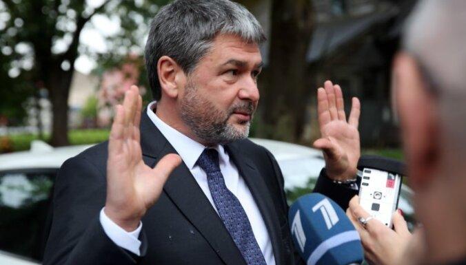 Osinovskis: Jurašs piedāvāja sadarboties apmaiņā pret atbrīvošanu no kriminālatbildības
