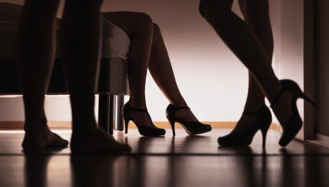 Nīderlandes seksa industrija gatavojas protestiem