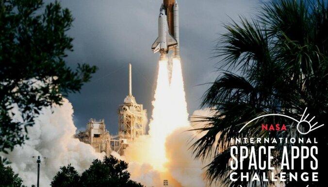 NASA gaida tavas idejas – apliecini spēkus vērienīgajā 'Space Apps Challenge' hakatonā
