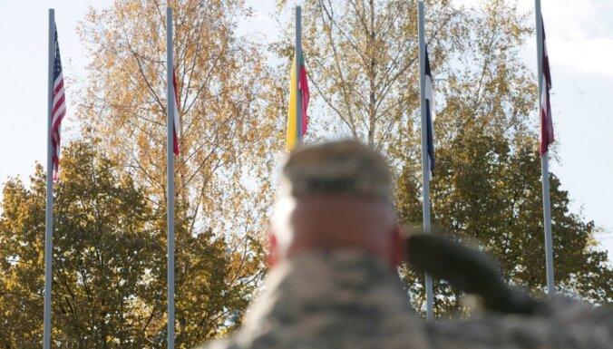 Эстонский генерал: латвийской армии есть куда расти
