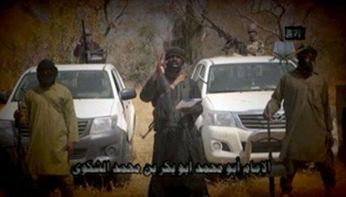 Kaujā ar 'Boko Haram' krituši 30 Nigēras karavīri