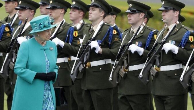 Начался исторический визит британской королевы Елизаветы II в Ирландию