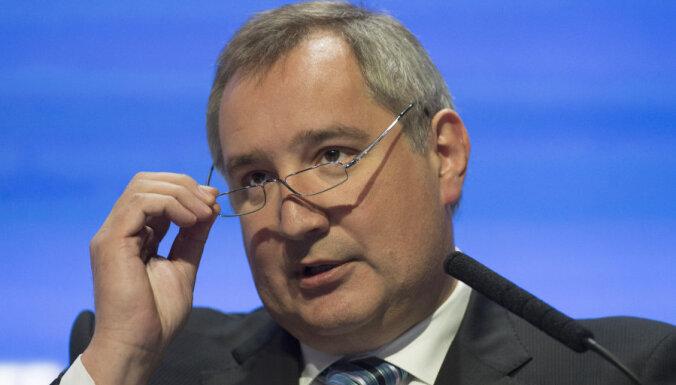 Рогозин: санкции помогут российским предприятиям работать лучше