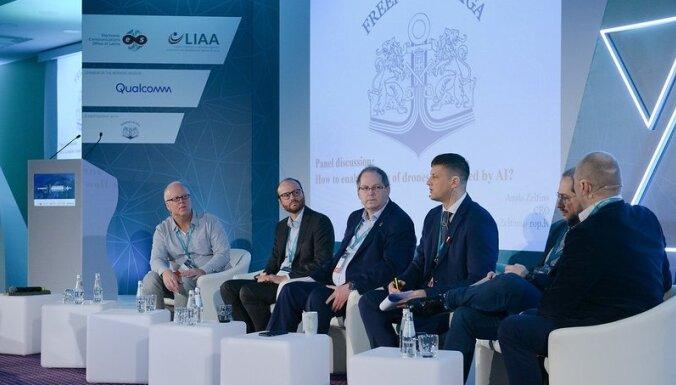 Starptautiskā forumā diskutē par 5G tehnoloģiju pielietojumu transportā un ostu vadībā
