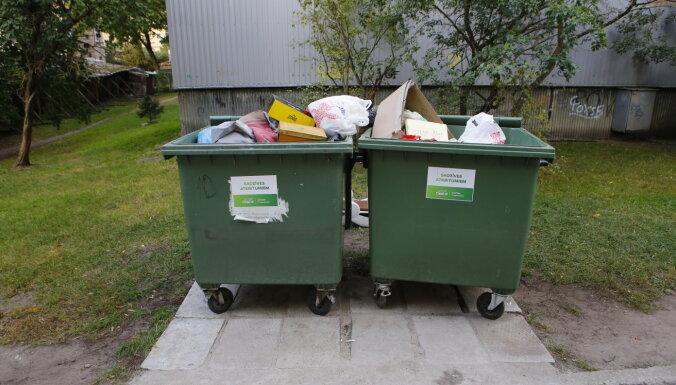 В Риге вступил в силу новый порядок вывоза отходов. Что это значит для жителей столицы?