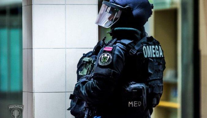 Par spridzināšanas draudiem restorānā Daugavpils autoostā aiztur vīrieti
