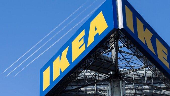 Ikea протестирует доставку товаров из Китая в Европу через Эстонию