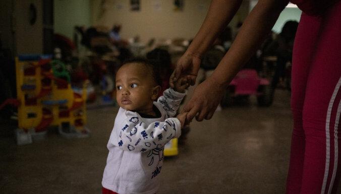 Haiti aizvien vairāk bērnu pakļauti nepietiekama uztura riskiem