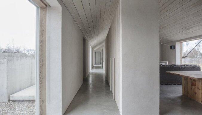 Latvijas Arhitektūras Lielo gada balvu 2019 saņem Sāls māja Pāvilostā