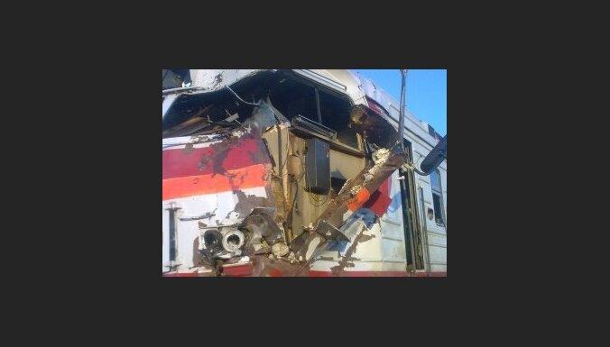Экскаватор протаранил поезд: в больнице скончалась пассажирка