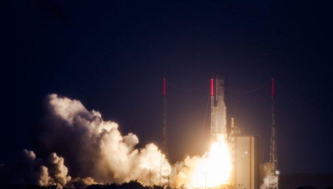 Azerbaidžāna palaidusi savu pirmo satelītu