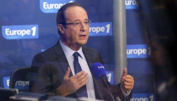 Олланд выступил за ограничение права вето в Совбезе ООН