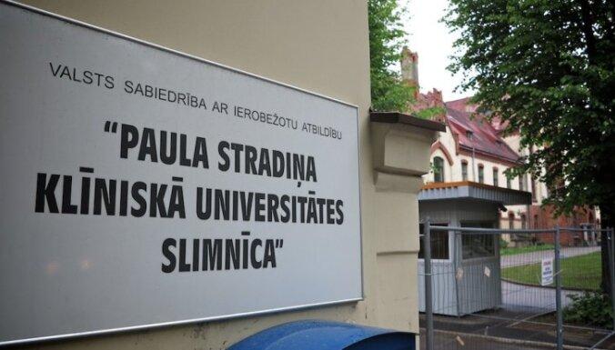 Stradiņa slimnīcas darbiniekus apsūdz nepamatota attaisnojuma sagatavošanā par 5000 eiro