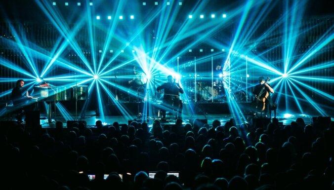 Trīs koncerti pēc kārtas vienā pilsētā – 'Dagamba' pieskandina Ventspili