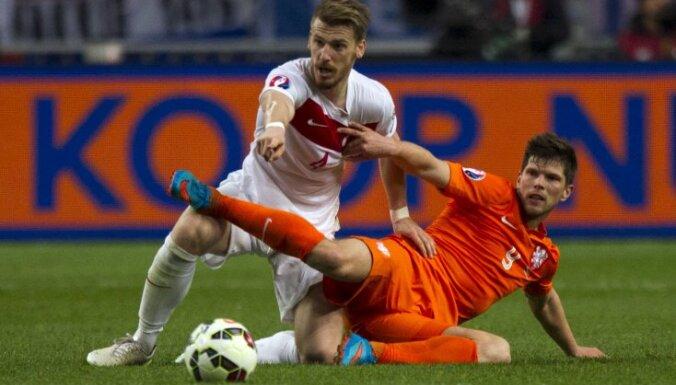 ВИДЕО: Голландия спаслась против Турции, Италия потеряла очки в Болгарии