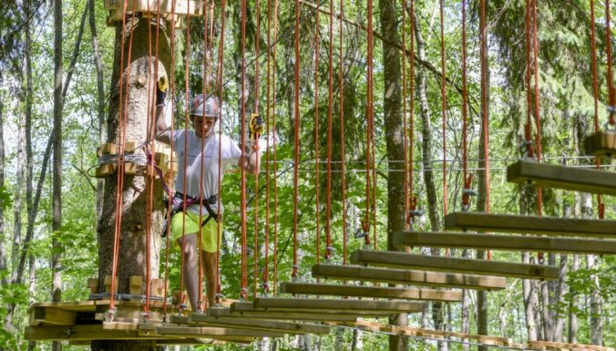 Отдых в краю голубых озер: новинки активного туризма в Латгалии